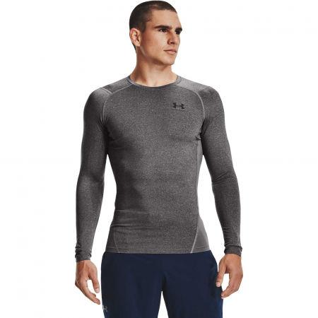 Men's T-shirt - Under Armour HG ARMOUR COMP LS - 3