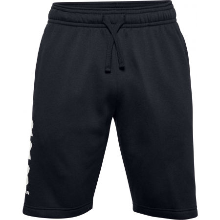 Under Armour RIVAL FLC MULTILOGO SHORT - Pánske kraťasy