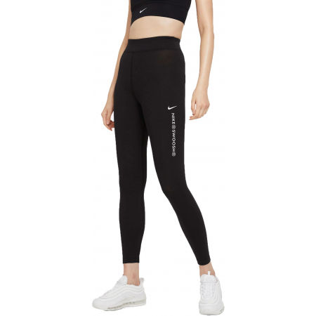 Nike SWSH LGGNG HR W - Dámské legíny