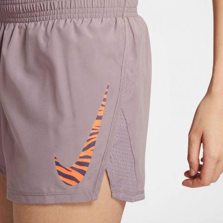 Dámské běžecké šortky - Nike ICON CLASH 10K SHORT - 4