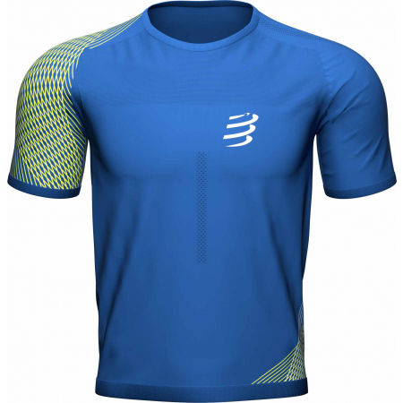 Compressport PERFORMANCE SS TSHIRT M - Men's running T-shirt