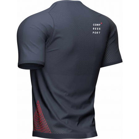 Tricou alergare bărbați - Compressport PERFORMANCE SS TSHIRT M - 6