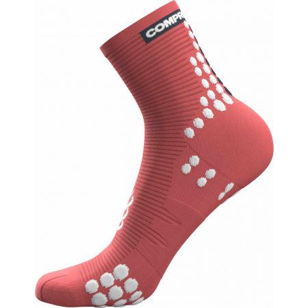 Running socks - Compressport RACE V3.0 RUN HI - 8