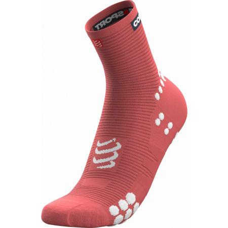 Running socks - Compressport RACE V3.0 RUN HI - 9