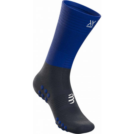 Чорапи за бягане - Compressport MID COMPRESSION SOCKS - 3