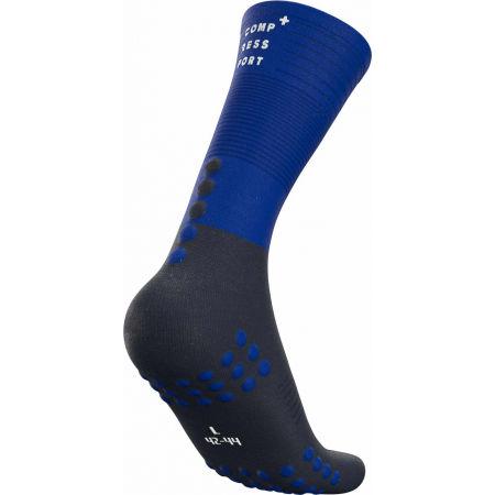 Чорапи за бягане - Compressport MID COMPRESSION SOCKS - 5