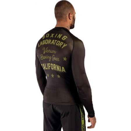 Мъжка тениска - Venum BOXING LAB RASHGUARD - 3