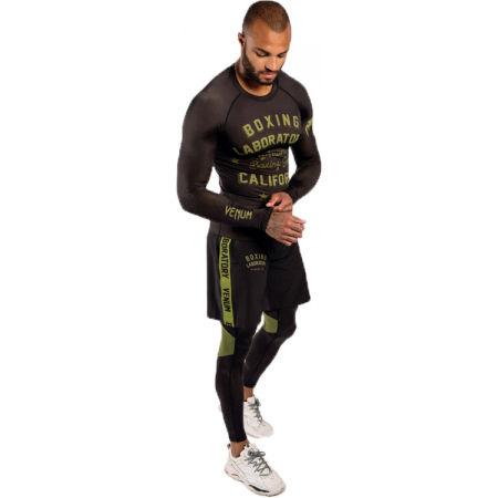 Мъжка тениска - Venum BOXING LAB RASHGUARD - 5