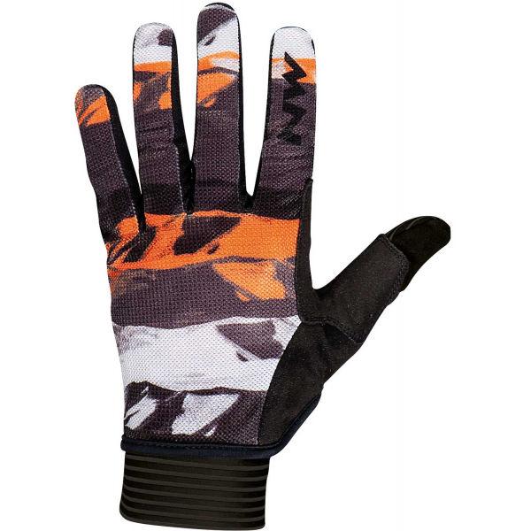 Northwave AIR LF FULL FINGER  M - Pánské rukavice na kolo