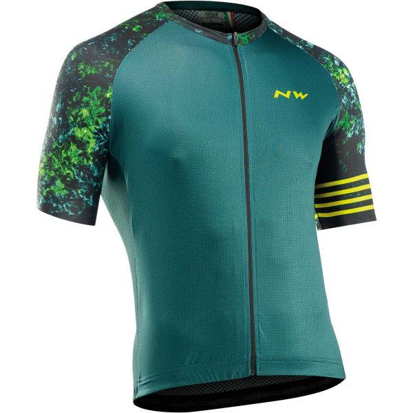 Northwave BLADE  L - Pánský cyklistický dres