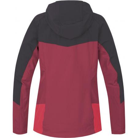 Dámská softshellová bunda - Hannah PULLA - 2
