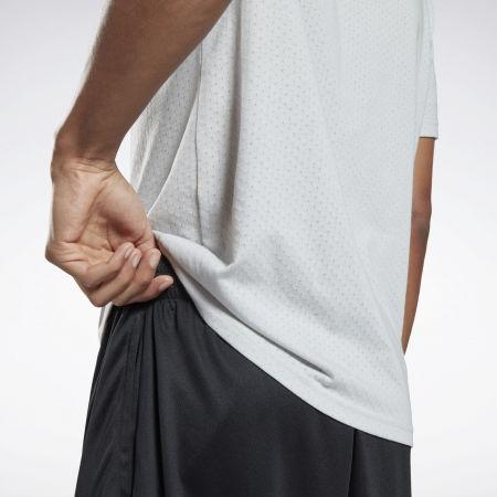 Мъжка тениска - Reebok WOR MESH SS TEE - 4