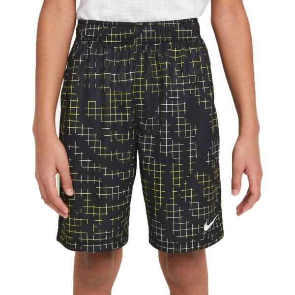 Nike DRY SHORT AOP RTLP B  XS - Chlapecké šortky