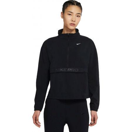 Nike PRO WOVEN - Dámská mikina