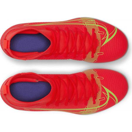 Dětské kopačky - Nike JR MERCURIAL SUPERFLY 8 CLUB MG - 4