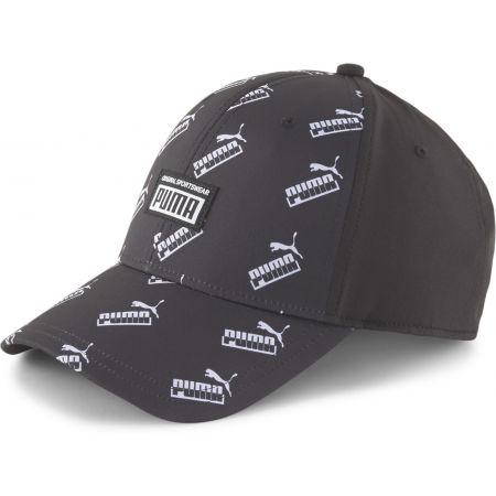 Puma ACADEMY AOP CAP SNR - Мъжка шапка с козирка