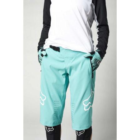 Дамски къси панталони за колоездене - Fox DEFEND W - 5