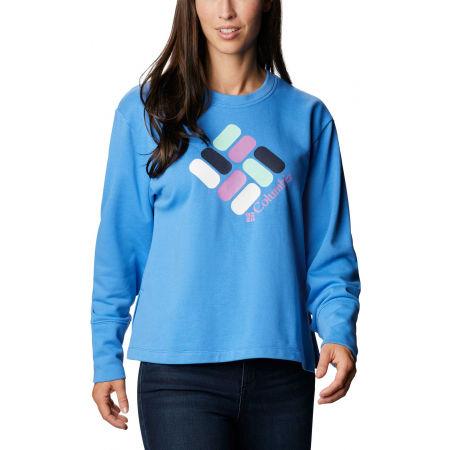 Columbia LOGO FRENCH TER - Women's sweatshirt