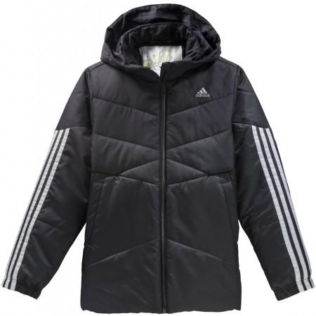 Dětská zimní bunda - adidas YB PADDED BTS JACKET - 1 a56b6aa629e