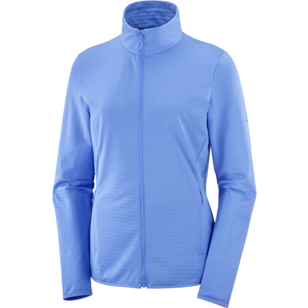 Salomon OUTRACK FULL ZIP MIDLAYER W - Women's sweatshirt