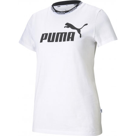 Puma AMPLIFIED GRAPHIC TEE - Tricou damă
