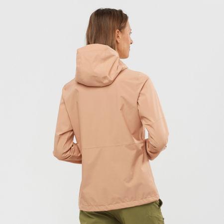 SALOMON Womens Outrack Half Zip W Jacket