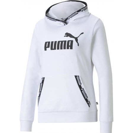 Puma AMPLIFIED HOODIE TR - Dámská mikina