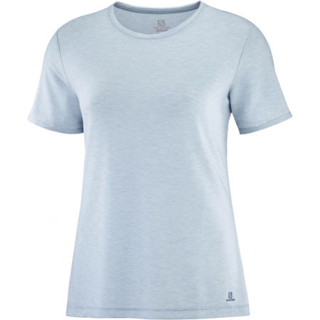 Salomon ESSENTIAL SHORT SLEEVE TEE W - Tricou de damă