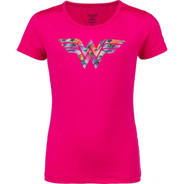 Warner Bros ADONIA WONDER  140-146 - Dívčí sportovní tričko