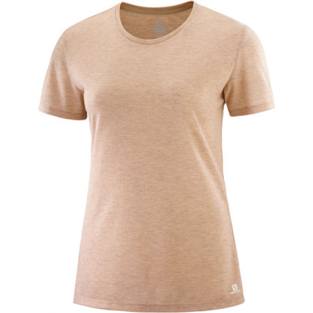Salomon COMET SHORT SLEEVE TEE W - Dámské tričko