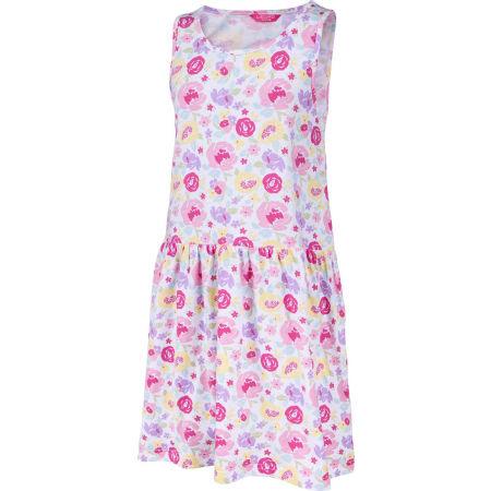 Dívčí šaty bez rukávů - Lewro THELMA - 2