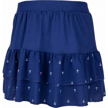 Lewro TINA - Girls' skirt with ruffles