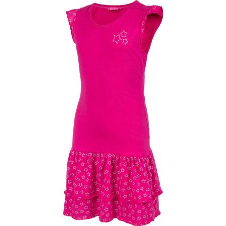 Dívčí šaty s volány - Lewro TOSCA - 2