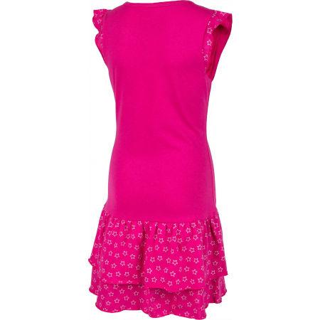 Dívčí šaty s volány - Lewro TOSCA - 3