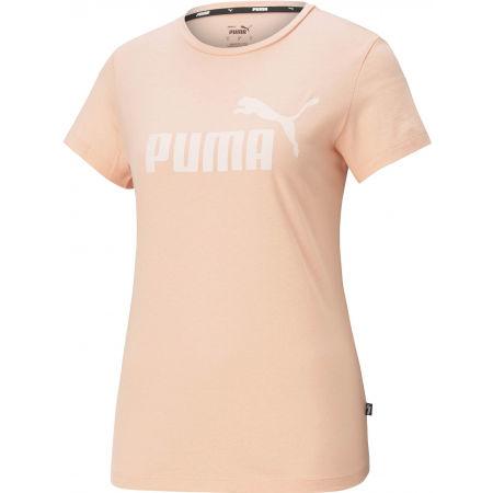 Puma ESS LOGO TEE (S) - Koszulka damska