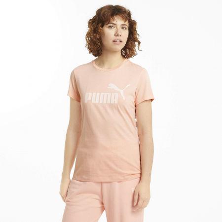 Women's T-shirt - Puma ESS LOGO TEE (S) - 3