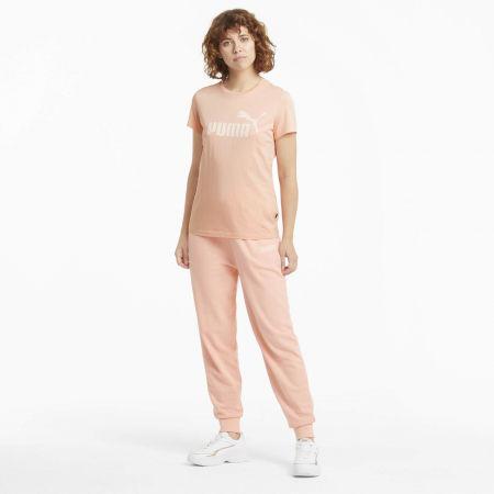 Women's T-shirt - Puma ESS LOGO TEE (S) - 5