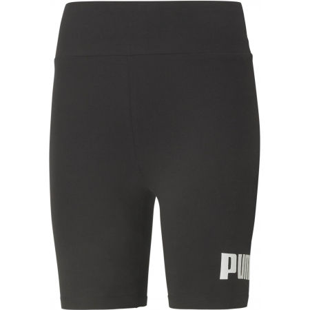 Puma ESS 7 LOGO SHORT TIGHTS - Women's leggings