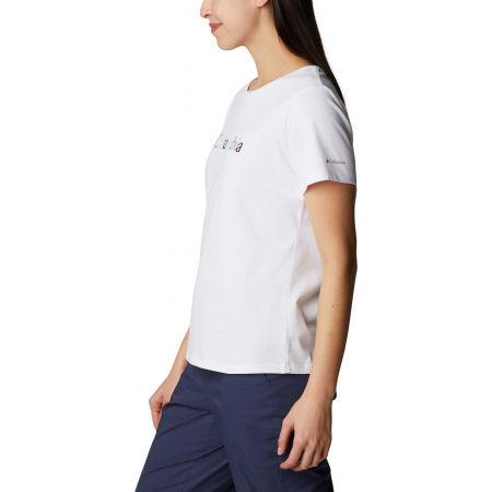 Дамска тениска - Columbia ALPINE WAY SCREEN SS TEE - 2
