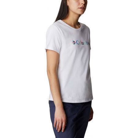 Дамска тениска - Columbia ALPINE WAY SCREEN SS TEE - 3