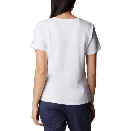 Дамска тениска - Columbia ALPINE WAY SCREEN SS TEE - 4