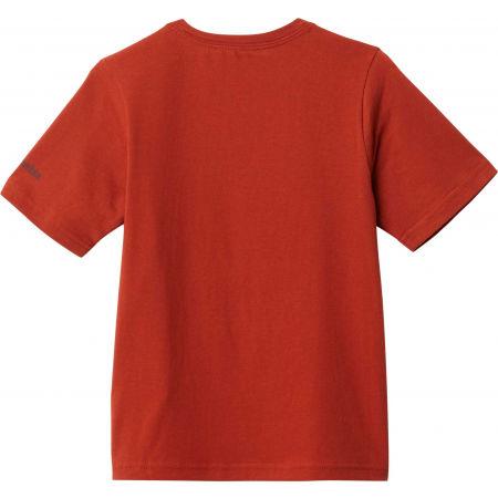 Детска тениска - Columbia HAPPY HILLS GRAPHIC SHORT SLEEVE TEE - 2