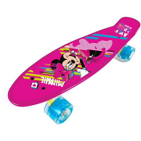 Disney MINNE II - Skateboard (fishboard)