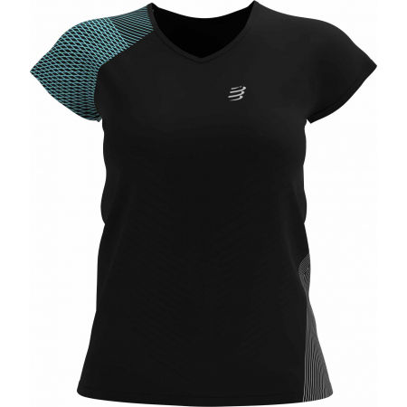 Compressport PERFORMANCE SS TSHIRT W - Koszulka damska do biegania