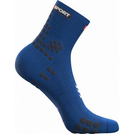 Чорапи за бягане - Compressport RACE V3.0 RUN HI - 4