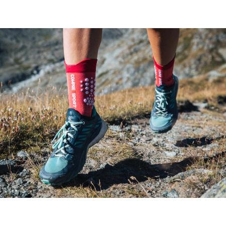 Running socks - Compressport RACE V3.0 TRAIL - 10