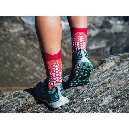 Running socks - Compressport RACE V3.0 TRAIL - 11