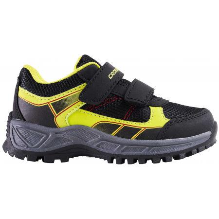 Dětská treková obuv - Crossroad BATE - 3