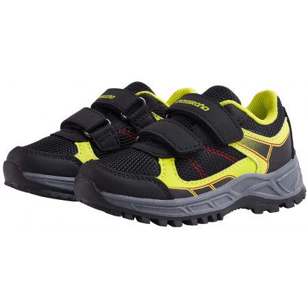 Dětská treková obuv - Crossroad BATE - 2