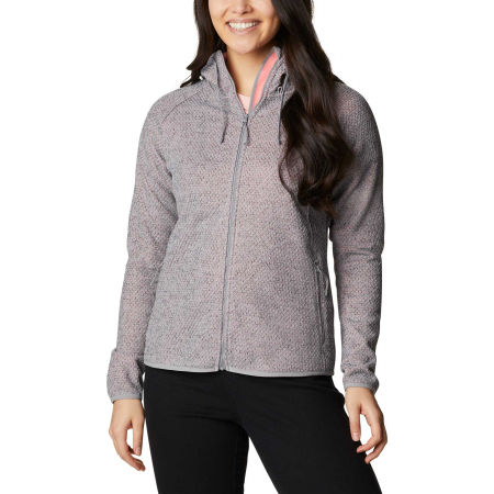 Columbia PACIFIC POINT FULL ZIP HOODIE - Hanorac femei